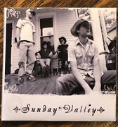 Sunday Valley S/t Cd Sturgill Simpson Previous Band Ultra Rare Like New