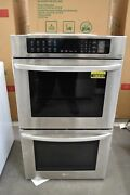 Lg Lwd3063st 30 Stainless Steel Double Wall Oven Stainless Steel Nob 106510