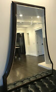 Baker Furniture Barbara Barry Starlight Large Mirror Excellent 54andrdquo X 40andrdquo
