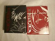 Blood Plus Part 1 And 2 Anime Box Set Dvd + Blood The Last Vampire Dvd/blu-ray