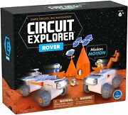 Circuit Explorer Rover Building Set And Beginner Circuit Building Stem Toy New