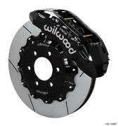 Wilwood 140-15887 17-19 Ford F150 Raptor Tx6r Front Kit 15.50in Rotor W/ Lines -