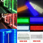 5050 Smd 3 Led Module Lights Store Front Window Ad Backlight Billboard Sign Lamp