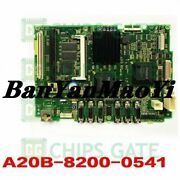 Fedex Dhl Used Fanuc Board A20b-8200-0541 Tested In Good Condition