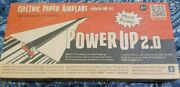 Power Up 2.0 Electric Paper Airplane Conversion Kit Brand New With More Power