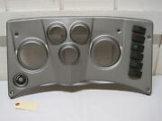 Sea Doo Gauge Cover Dash Fascia And Switch Off 2006 Challenger 180 Jet Boat U6601