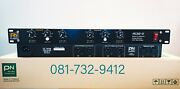 Active Crossover 2 Way Stereo By Pn Audio Ac22-d , 90hz 2 Bss360 Cards Inside