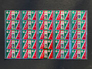 Vintage 1976 Canada Dry Phillies Uncut Soda Can Sheet Advertising Mike Schmidt
