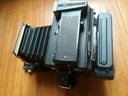 Converted Fujifilm Instax Wide Instant Back For 4x5 Camera