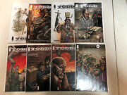 Todd The Ugliest Kid On Earth 2005 1-8 Vf/nm Complete Set Image