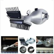 Bbq Cleaning Brush Stainless Steel Grill Cleaner Water Steamer Barbecue Clean