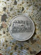 Montana Token -great Falls Mt The Mint Welcome The Milwaukee Railroad Pictorial
