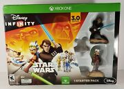 Rare Disney Infinity 3.0 Edition Star Wars Starter Pack For Xbox One Standard