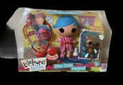 Lalaloopsy Littles Sew Cute Patient Doll Stumbles Bumps And039nand039 Bruises Damaged Box