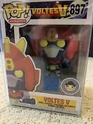 Funko Pop Voltes V Robot Exclusive Philippines Will Look Good With Dx Bandai