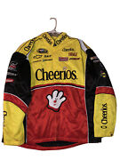 Nascar Vintage Clint Bowyer Jacket Great Condition