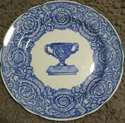 Spode Blue Room Collection And039warwick Vaseand039 - Dinner Plate