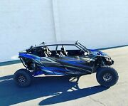 17-20 Can Am Maverick X3 Max Cage With Attached Rear Bumper