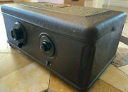 Antique 1928 Atwater Kent Model 42 Tube Radio Mint Near Museum Quality. Look