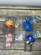 Doc Mcstuffins Water Squirter Bath Toy Lot Of 4 Lambie Stuffy Squibbles Squeaker
