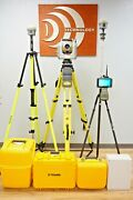 Trimble Is Solution R12 Gps Gnss Rtk And Sx10 Robotic Scanning Total Station S6 S7