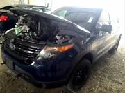Driver Front Door Base With Police Package Fits 13-15 Explorer 656572