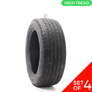 Set Of 4 Used 245/55r18 Goodyear Eagle Rs-a 103v - 10/32