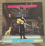 Richard Thompson - Starring As Henry The Human Fly Ilps 9197 Uk 1st Press '72 Nm