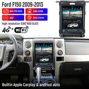 Car Gps Navigation System Head Unit Radio Stereo Android For Ford Raptor F150