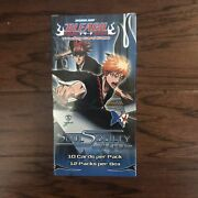 Bleach Soul Society 1st Edition Booster Box New Trading Card Game Ccg Tcg