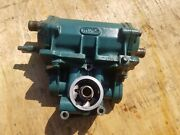 Volvo Penta Ad Kamd Tamd 41 42 43 Oil Cooler And Filter Housing Complete 861601
