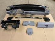 87-89 Ford Mustang Smoke Gray Dash Complete W/ Vents Trim Glove Box Restored Oem