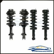 Complete Shock And Strut Assembly For 2005-09 Subaru Legacy With Spring And Mount