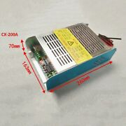 Cx-200a 300w Power Supply Dc 6kv20kv For Barbecue Car Oil Fume Purification Tzt