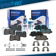 Front And Rear Ceramic Brake Pads For 2006 - 2009 Land Rover Range Rover Sport