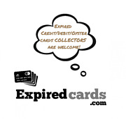 Expiredcards.com Domain Name For Sale Great For Card Collectors No Reserve