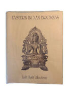 Eastern Indian Bronzes. Rare And Collectible First Edition 1986.