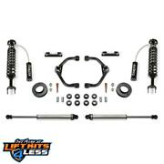 Fabtech K3172dl 3andprime Uniball Uca Lift Kit W/ Front And Rear For 2019-2021 Ram 1500