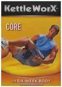 Kettle Worx - Core - The Six-week Body Transformation - Dvd- R-1- New- Free Post