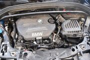 2016 Bmw 2.0 Diesel B47c20a Engine With Turbo Fuel Pump And Injectors 36k Miles