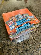 New 2012 Topps Wacky Packages Sealed Box Series 9