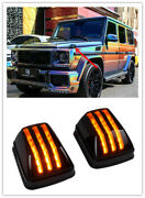 W463 Turning Signal Lights Lamp For Mercedes Benz G Class Dynamic Led G500 G63