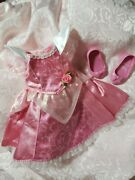 My First Disney Princess Aurora Doll Dress And Shoes Only