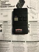 Vintage Overhead Door Oct-3 Codedodger Garage Door Remote Control Transmitter