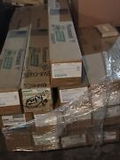 Lot Of 16 5ft Boxes 4 Sylvania Fo40/835/xp/eco3 And 12 Phillips F40t8/tl835