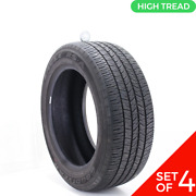Set Of 4 Used 245/55r18 Goodyear Eagle Rs-a 103v - 8/32