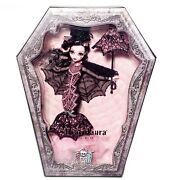 Monster High Adult Collector Limited Edition Draculaura Doll Mattel New