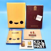 Enter The Gungeon + Ammonomicon Guide Art Book Stickers And Papercraft Bundle Ps4