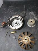 Lombard Bull Dog Coil Fly Wheel Oem Vintage Chainsaw