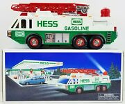 Hess Toy Emergency Truck With Extending Ladder 1996 New